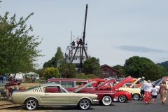 Waterfront Festival - Car Show